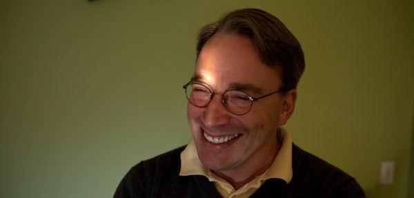 Linus Torvalds av Jon Snyder (CC BY NC SA)
