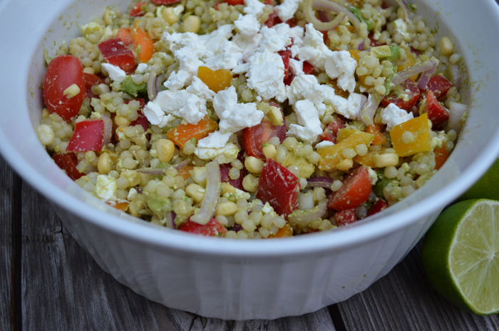 Couscous Salad 2