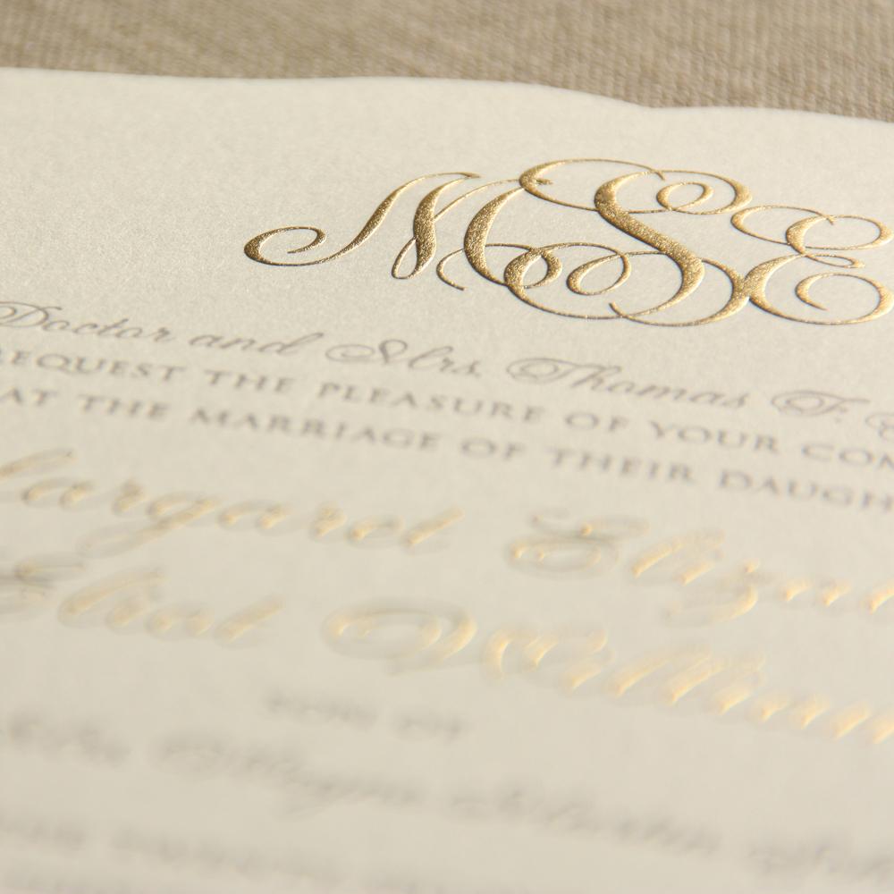 Noble Wedding Custom Letterpress Staples Wedding Invitations Uk Staples Wedding Invitations Print Or Fine Stationery wedding invitation Staples Wedding Invitations