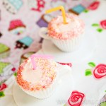 Pink Lemonade Cupcakes Recipe