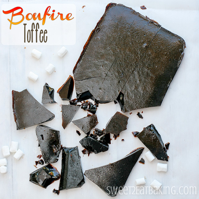 Bonfire Night Toffee