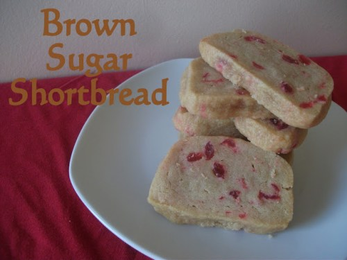Brown Sugar Shortbread by The Velvet Moon Maker