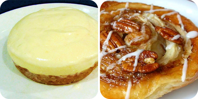Orange Cheesecake | Sweet Rolls
