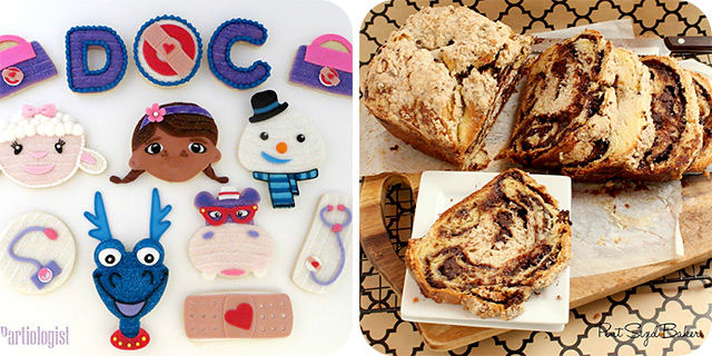 Doc McStuffins! | Chocolate Babka