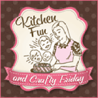 Kitchen Fun and Crafty Things Link Party