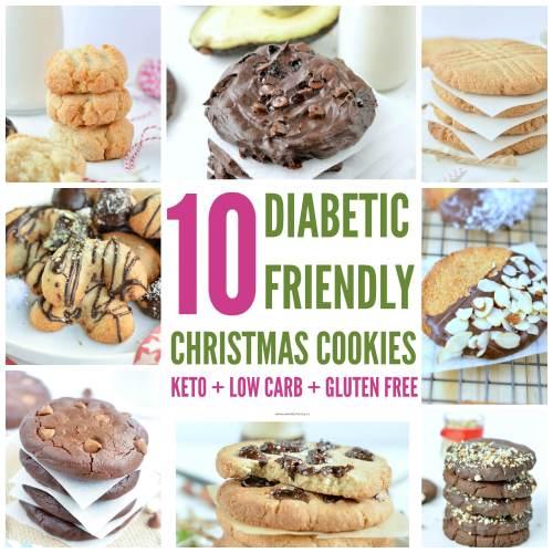 Medium Of Gluten Free Christmas Cookies