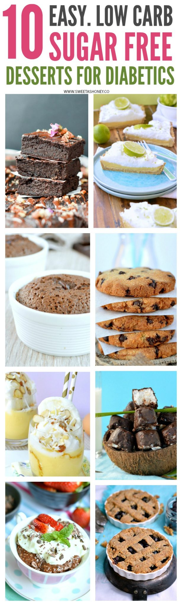 Fullsize Of Low Sugar Desserts