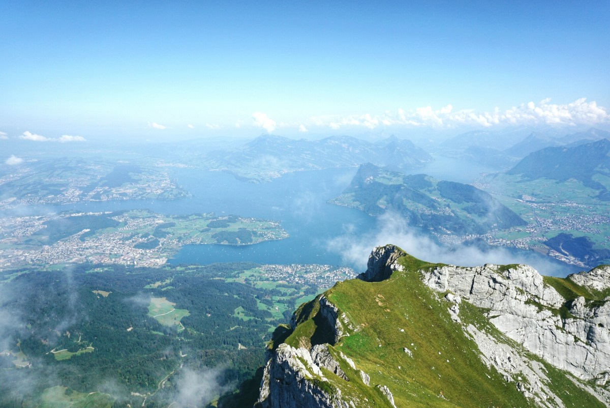 Lucerne and Pilatus - A place made of Swiss dreams