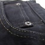 Iron Heart IHxB01SBG Beatle Buster rivet detail
