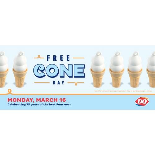 Medium Crop Of Free Cone Day Dairy Queen 2017