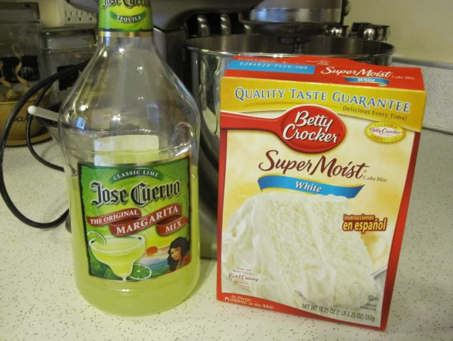 how to make a margarita without mix
