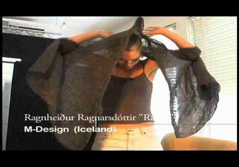 Icelandic model/designer/Olympian Ragnheiður Ragnarsdóttir interviewed by Agenda Magazine