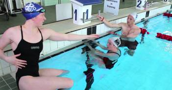 Kerry buchan for Commonwealth pool swimming lessons