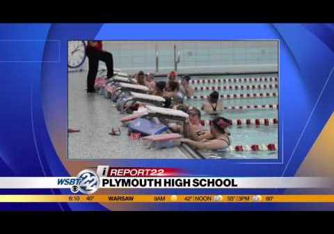 Ireport 22 plymouth hs has a swim team but no pool for Rogers high school swimming pool