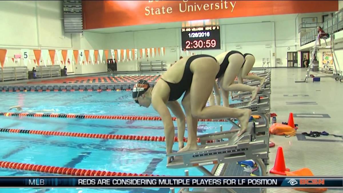 BGSU Swimmer Has Olympic Dreams