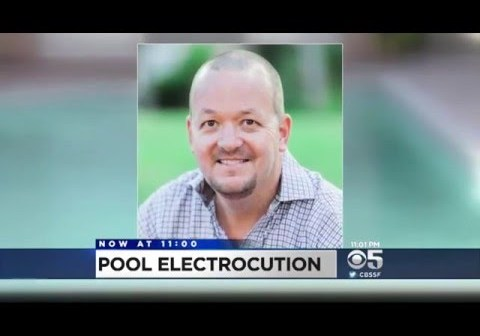 California Man Electrocuted After Jumping in to Save Daughter From Swimming Pool with Faulty Wiring