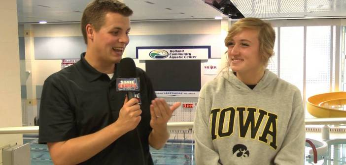 Catching Up with Holland Swimmer – Taylor Garcia
