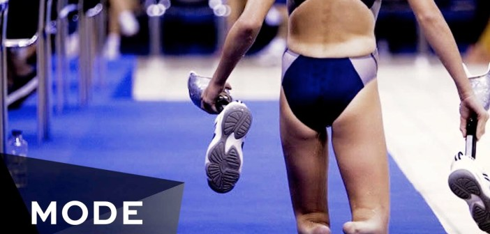 I'm a Paralympic Swimmer | My Life ★ Mode.com