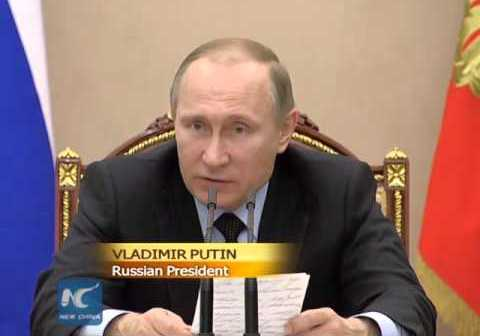 Putin urges not to politicize doping scandal