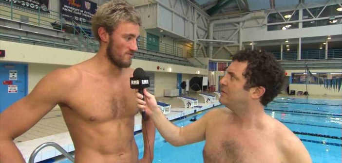 RMR: Rick and Olympic Swimmers