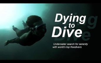 Dying to Dive. Underwater Search for Serenity with World's Top Freedivers