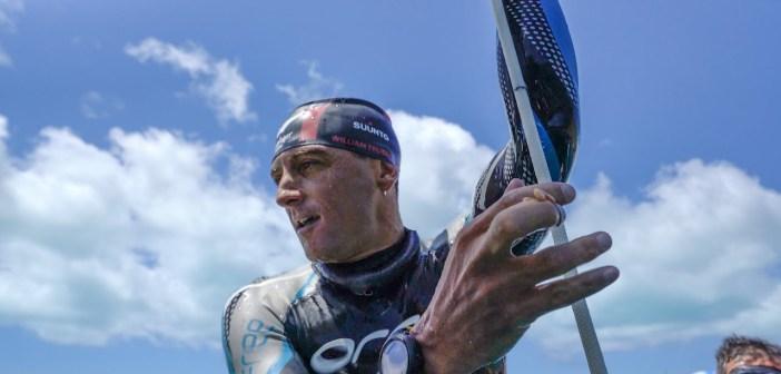 Kiwi freediver Trubridge breaks world record