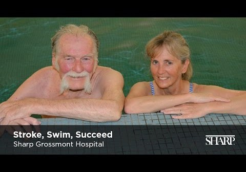 Stroke, Swim, Succeed – Making Strides With Aquatic Therapy