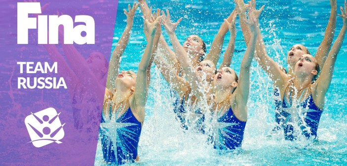 Team Russia – The golden team in Synchronised Swimming