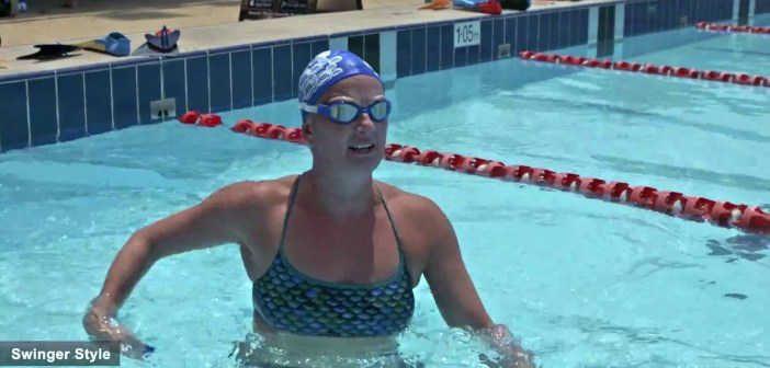 Technique vs. Training – An Olympic Swimmer's Perspective