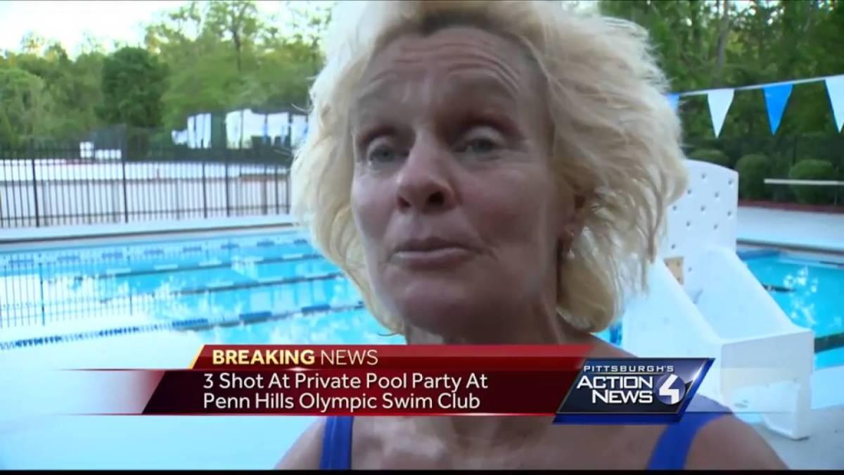 Three shot at Penn Hills Olympic Swim Club