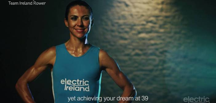 Fiona Doyle featured in Electric Ireland #ThePowerWithin Campaign