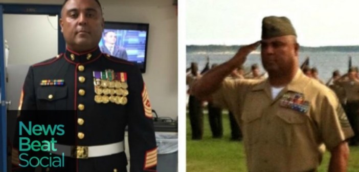 Marine with 2 Purple Hearts Drowns After Rescuing 2 Teens from Dam