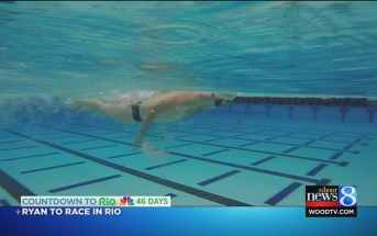 Olympic swimmer: Michigan has 'best training, coaching'