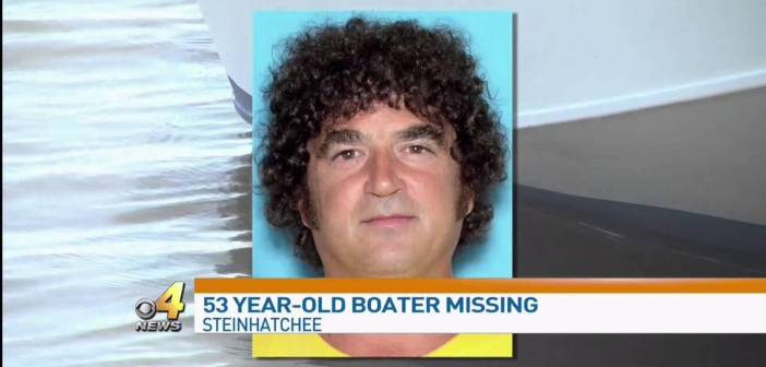 Police searching for missing swimmer