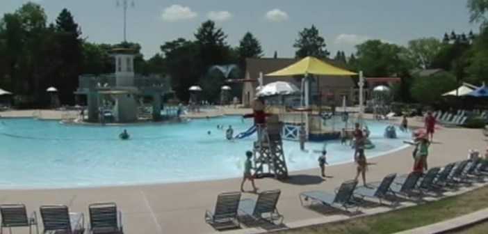 Research highlights unexpected hazards of swimming pools