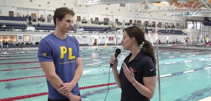 Swimspire interview with Ben Proud