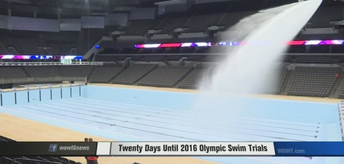 Twenty Days Until 2016 Olympic Swim Trials