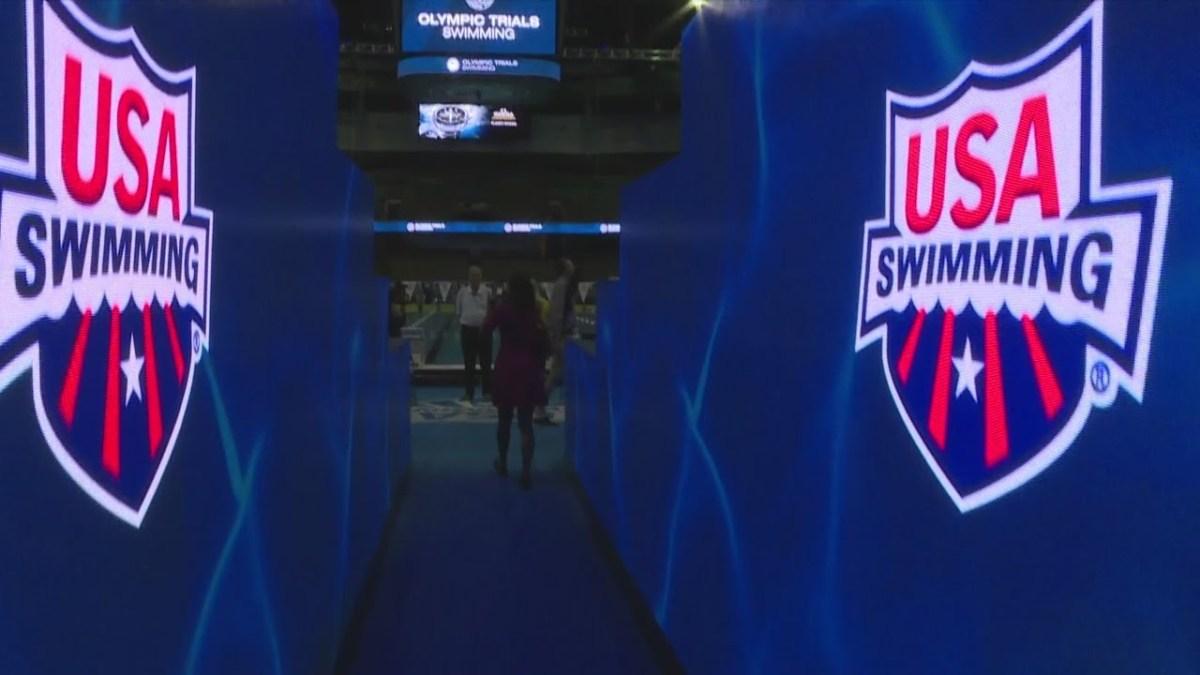 U.S. Olympic Swim Trials Backstage Tour