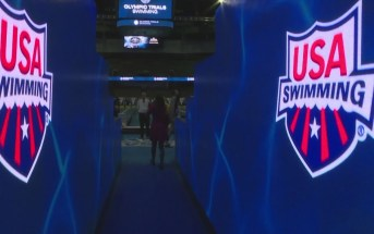 U.S. Olympic Swim Trials Backstage Tour