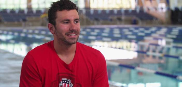 Blake Pieroni – Meet the USA Swimming Olympic Team 2016