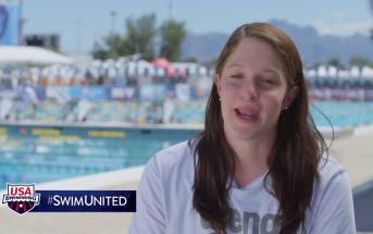 Cammile Adams – Meet the USA Swimming Olympic Team 2016