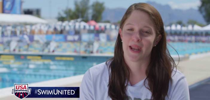 Cammile Adams – Meet the USA Swimming Olympic Team 2016