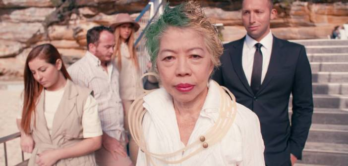 Ian Thorpe and Lee Lin Chin star in foul-mouthed Olympics ad