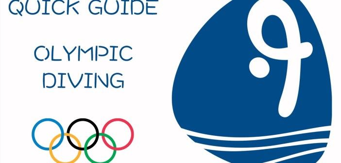 Quick Guide to Olympic Diving
