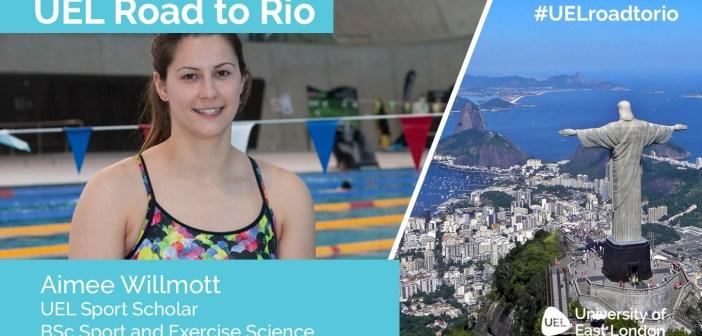 Road to Rio – Aimee Willmott