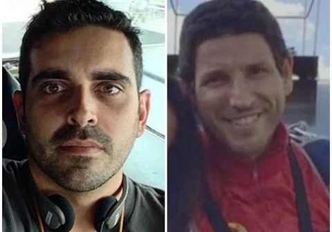 Two skydivers fall to their deaths during Rio Olympic Rings routine