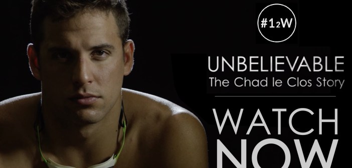 UNBELIEVABLE: The Chad le Clos Story – Official Documentary (2016)