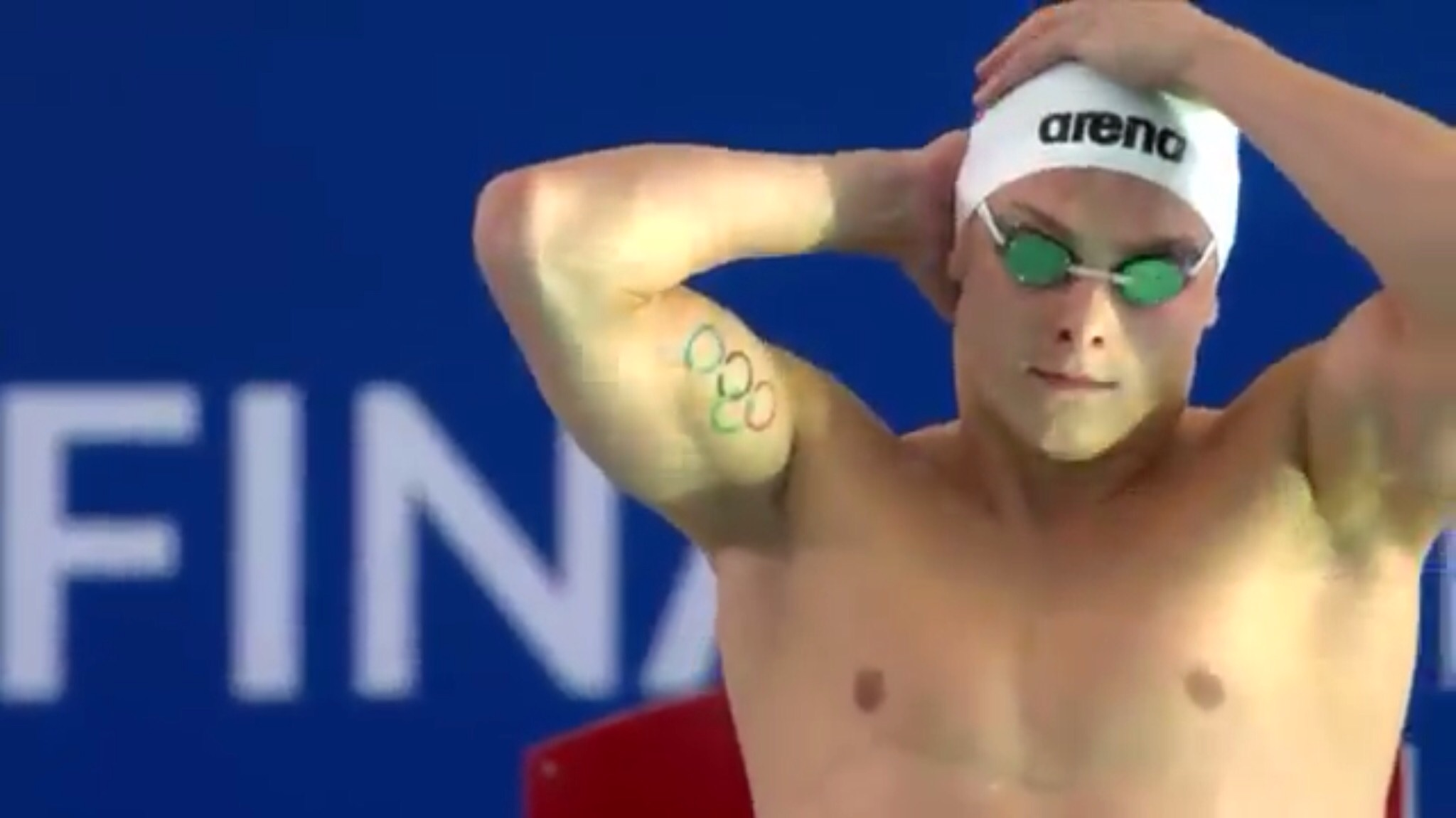 Vladimir Morozov (RUS) 50.60 and new 100 IM World Record