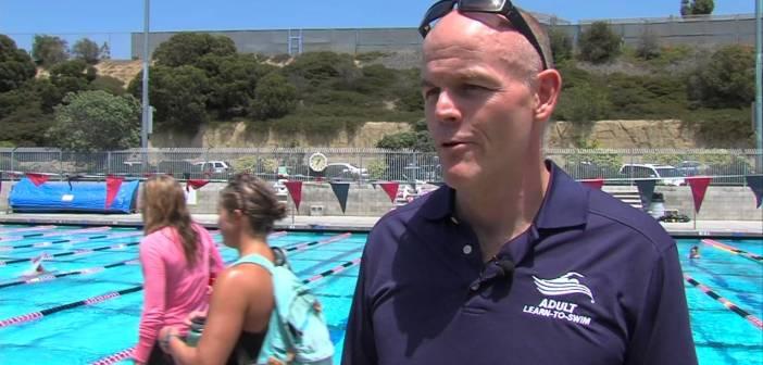 Making A Splash: Program Teaches Water-Shy Adults How To Swim