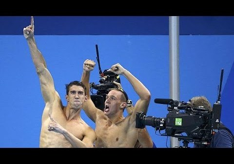 Michael Phelps wins record-extending 19th Olympic gold medal
